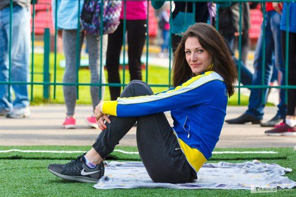 Olena Kolesnychenko